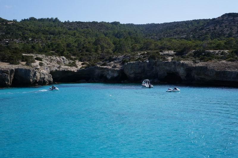Кипр, залив близ Полиса