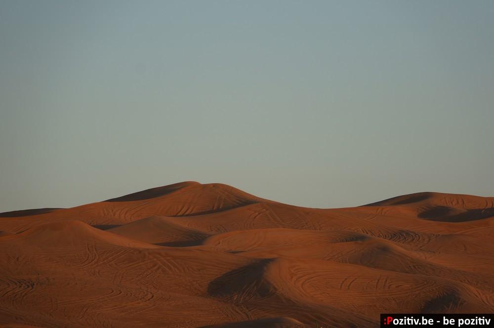 Пустыня в Эмиратах