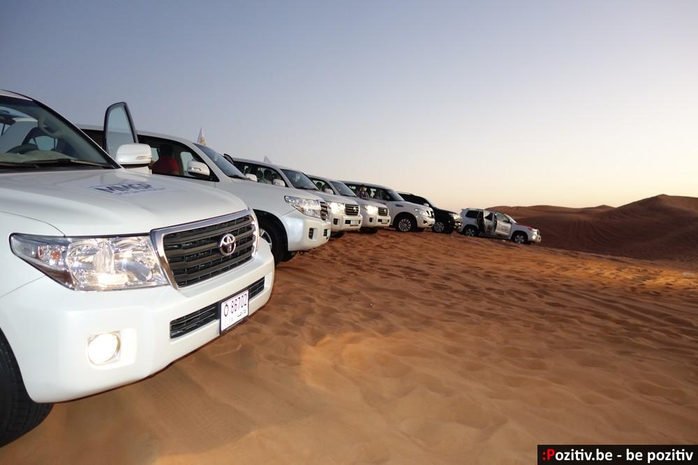 Сафари в Эмиратах