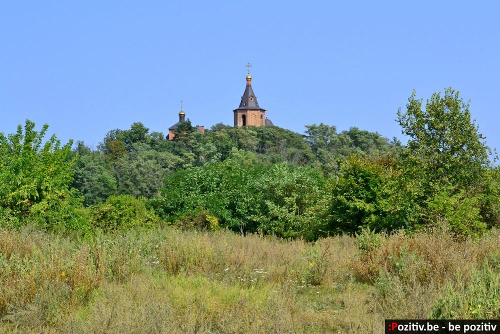 Ахтырка, монастырь