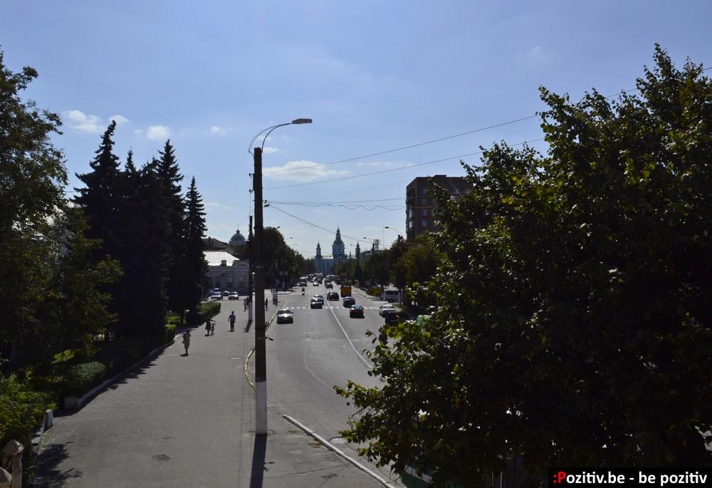 Ахтырка, улица Октябрьская, центр