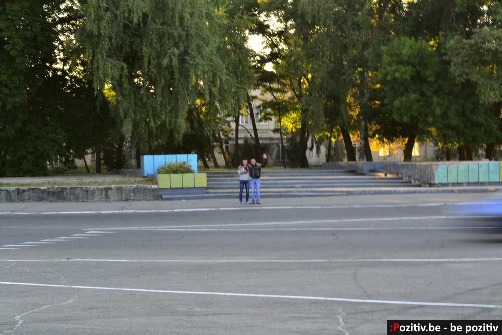 Памятник Ленину в Ахтырке