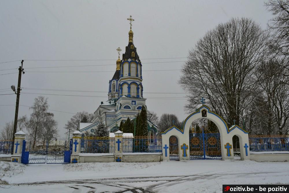 Чернобыль, Свято-Ильинская церковь/Свято-Ильинский храм