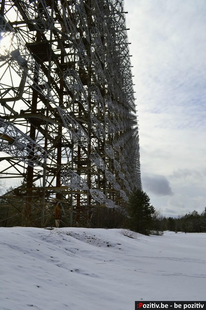 """Чернобыль-2, ЗГРЛС """"Дуга"""""""