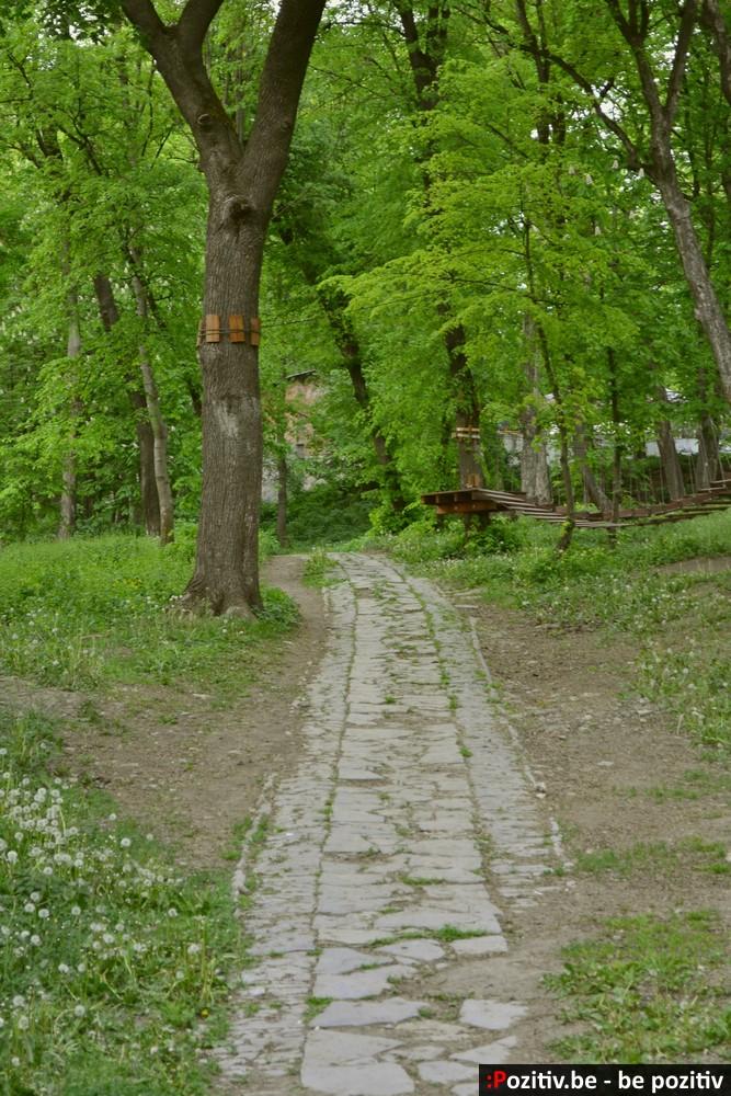 Каменец-Подольский парк