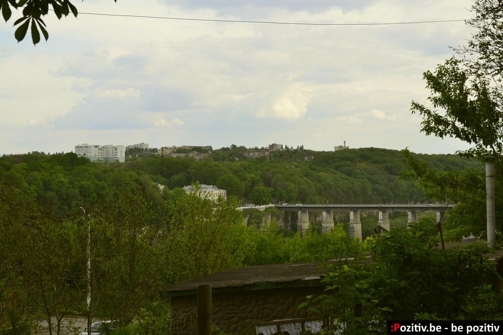 Каменец-Подольский, Новоплановский мост