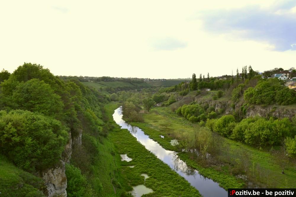 Каменец-Подольский, Быстрая лань, Смотрицкий каньон