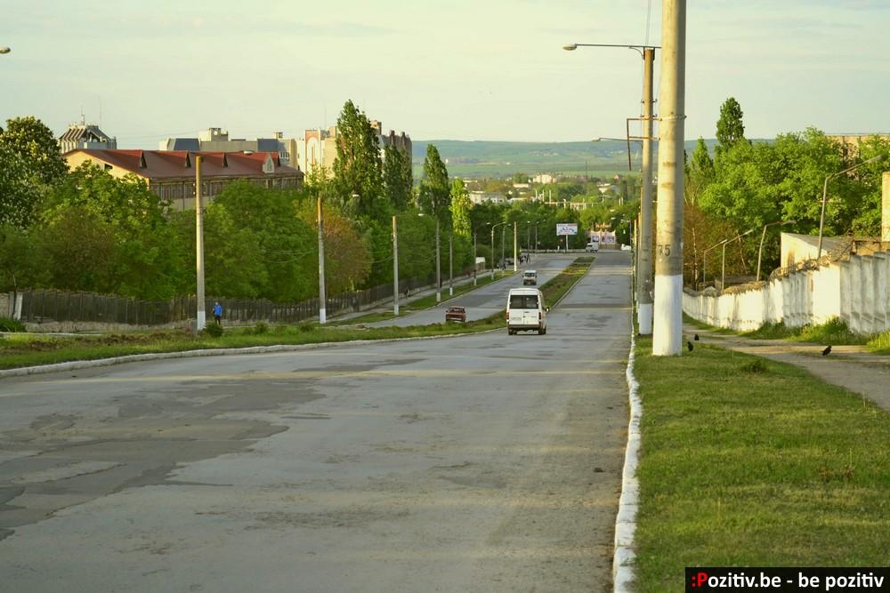 Каменец-Подольский, проспект Грушевского