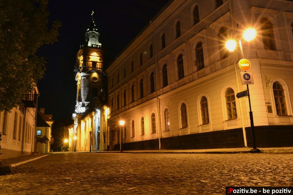 Ночной Каменец-Подольский