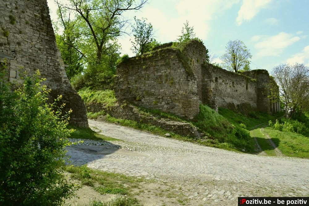 Каменец-Подольский, Старый город, Турецкий бастион