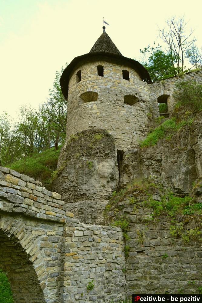 Каменец-Подольский, Старый город, Польские ворота