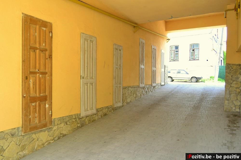 Каменец-Подольский, Старый город, двери