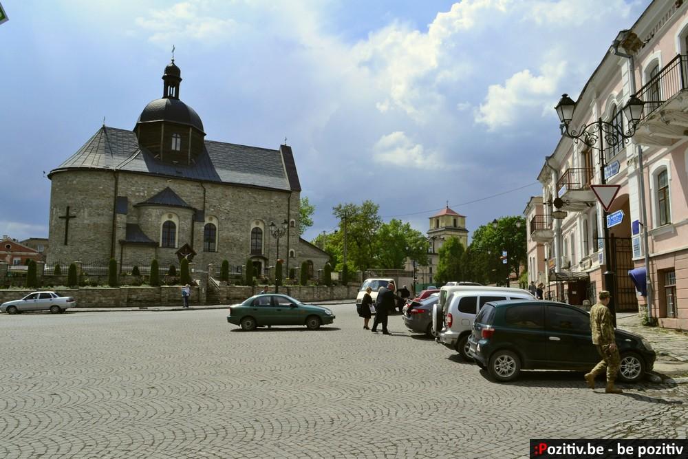 Каменец-Подольский, Старый город, Троицкая церковь