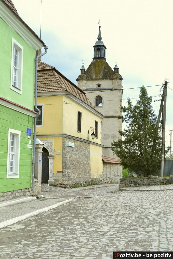 Каменец-Подольский, Старый город, Дом епископа, Колокольня Святого Степаноса