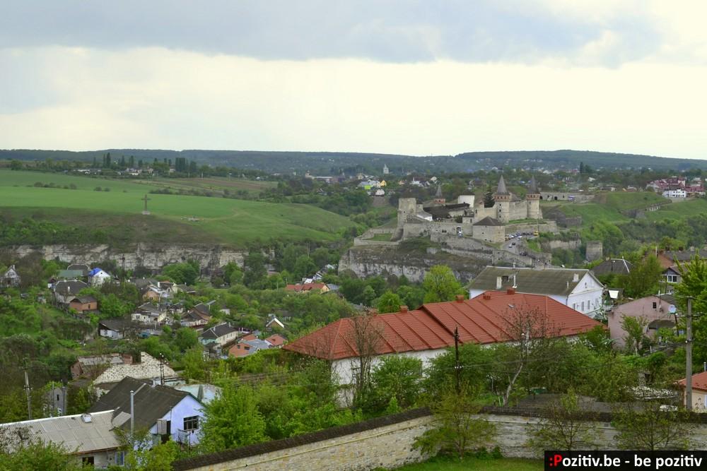 Каменец-Подольский, Старый город, крепость