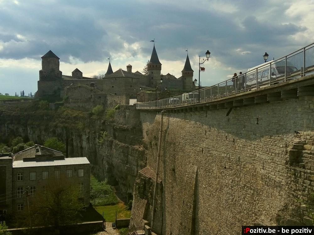 Каменец-Подольская крепость