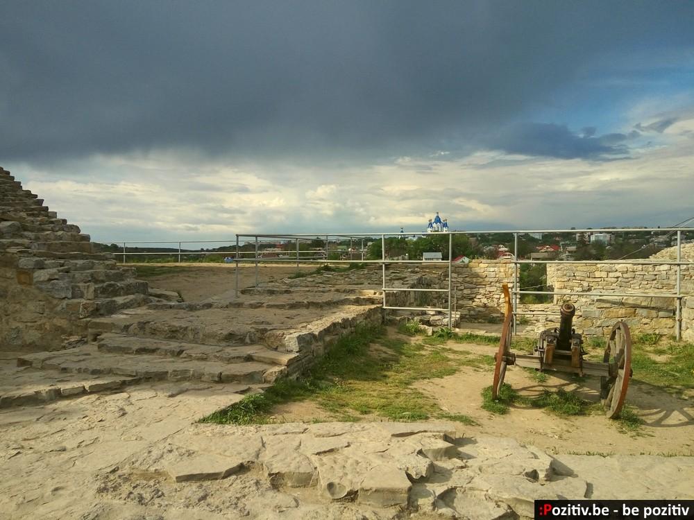 Каменец-Подольская крепость, пушка