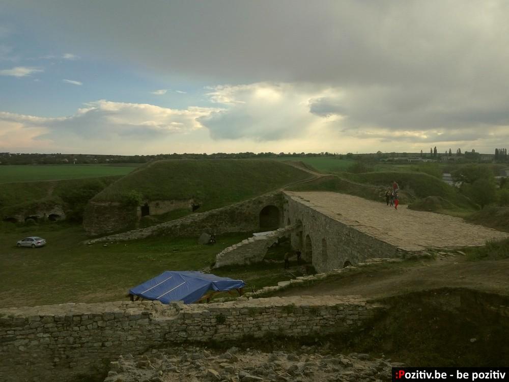 Каменец-Подольская Новая крепость