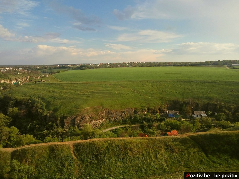 Каменец-Подольский, панорамный вид