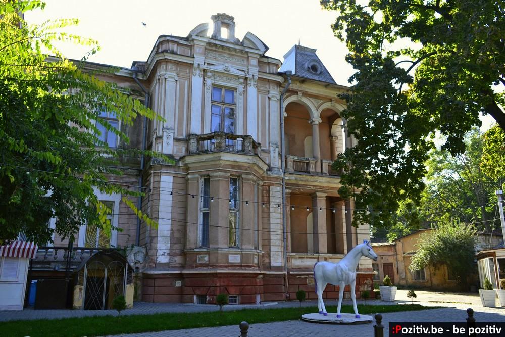 Одесса здание