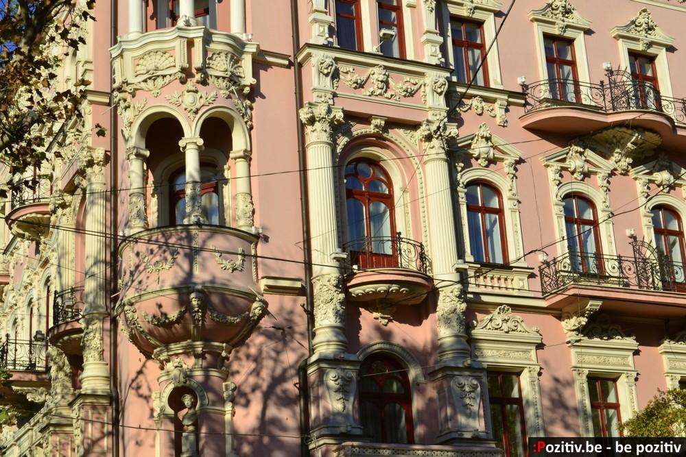 Одесса, улица Пушкинская, Отель Бристоль