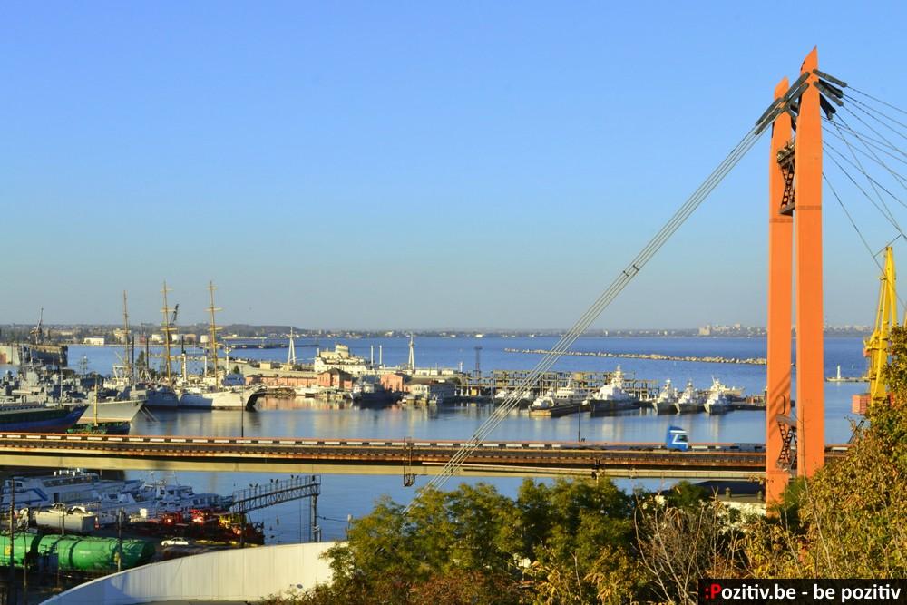 Одесса, Приморский бульвар, база ВМС Украины