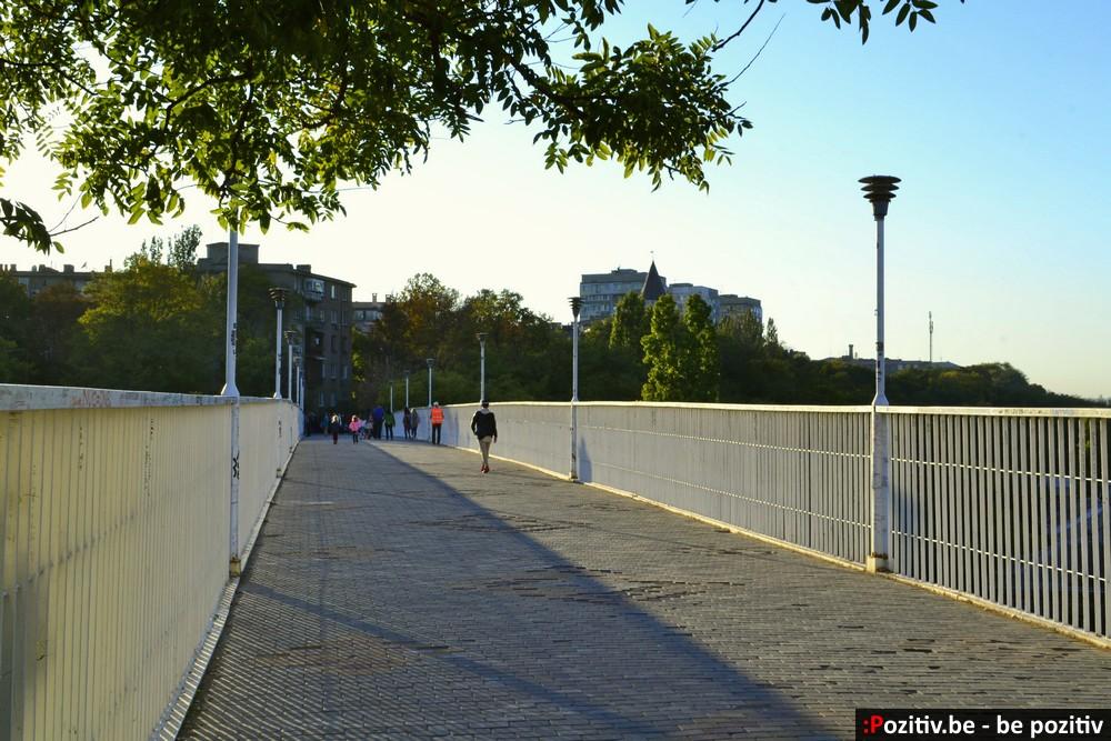 Одесса, Приморский бульвар,Тёщин мост