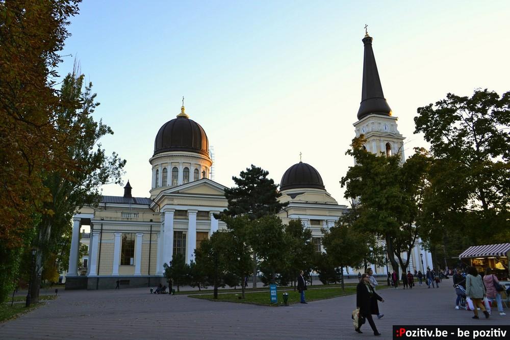 Одесса, Спасо-Преображенский собор