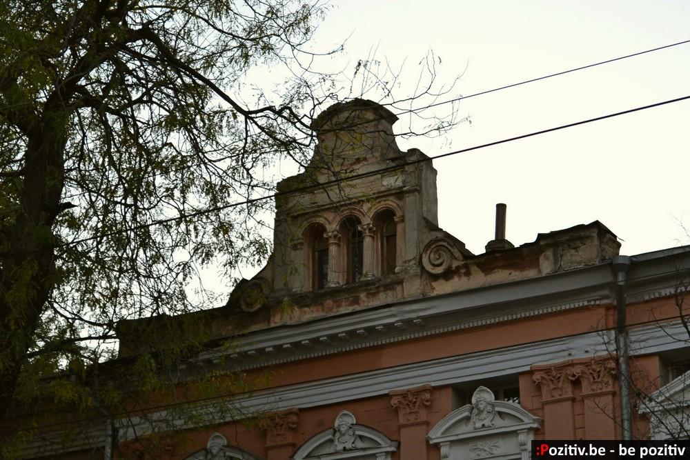 Одесса, улица Преображенская