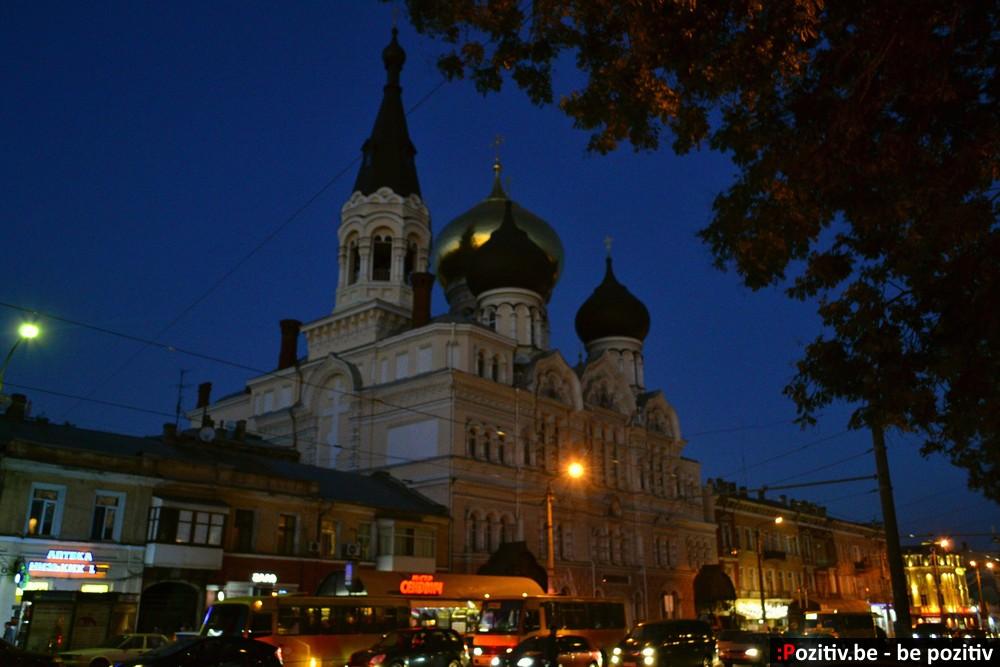Одесский Свято-Пантелеимоновский мужской монастырь aka Собор великомученика и целителя Пантелеймона