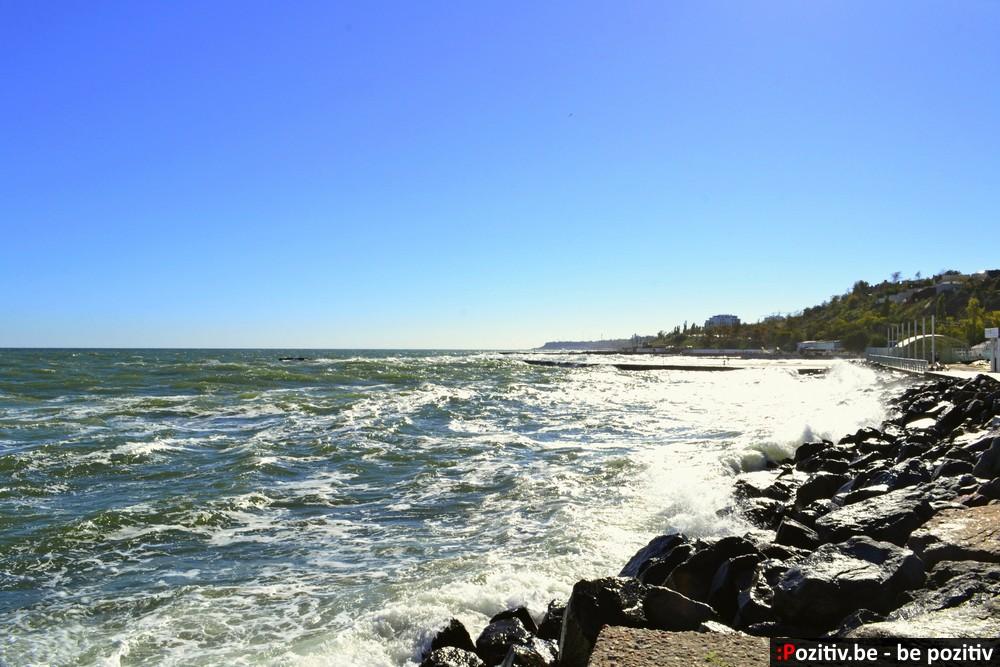 Одесса, Чёрное море, пляж