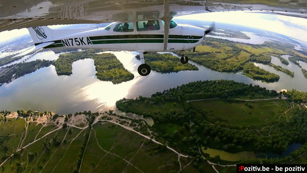 Первый полёт на Cessna 172