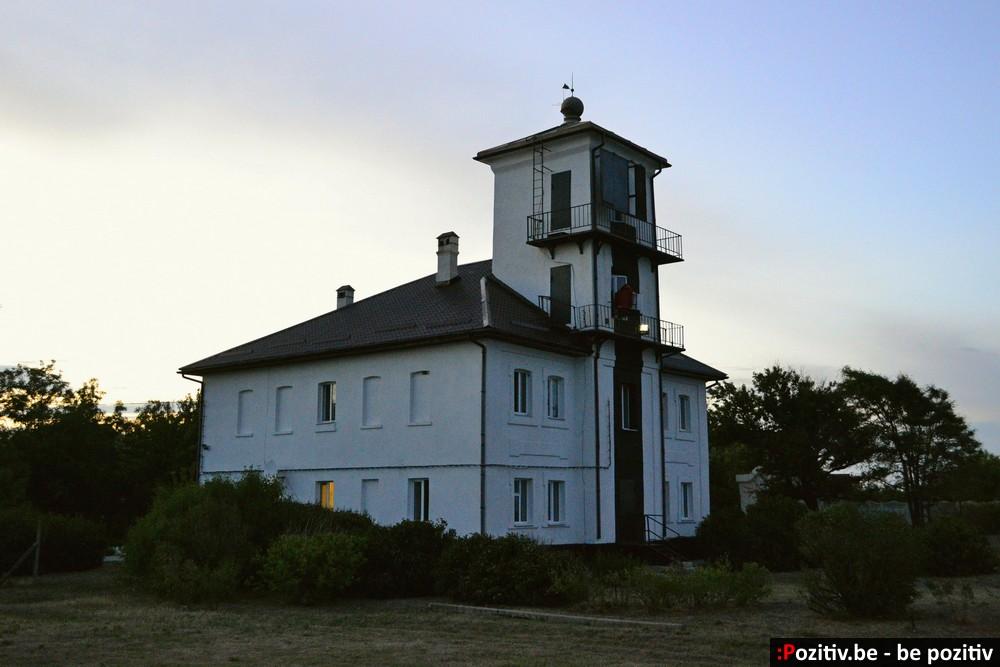 Генический маяк