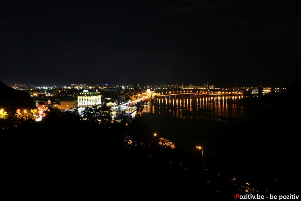 Ночной Киев, Арка Дружбы народов
