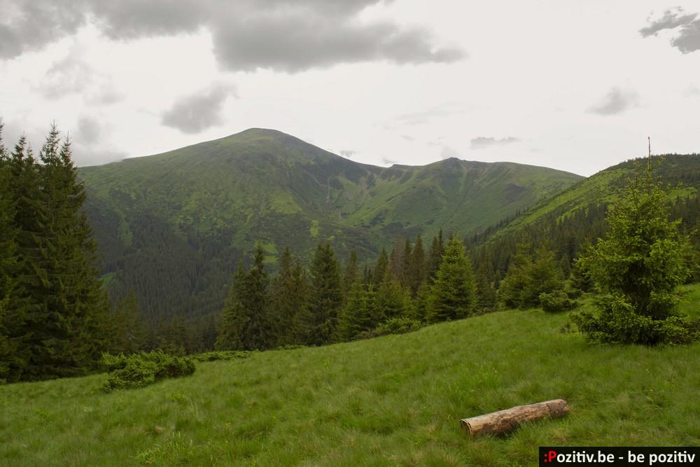 Карпаты, гора Говерла